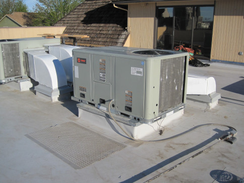 Commercial Roof Top Unit Yakima, WA